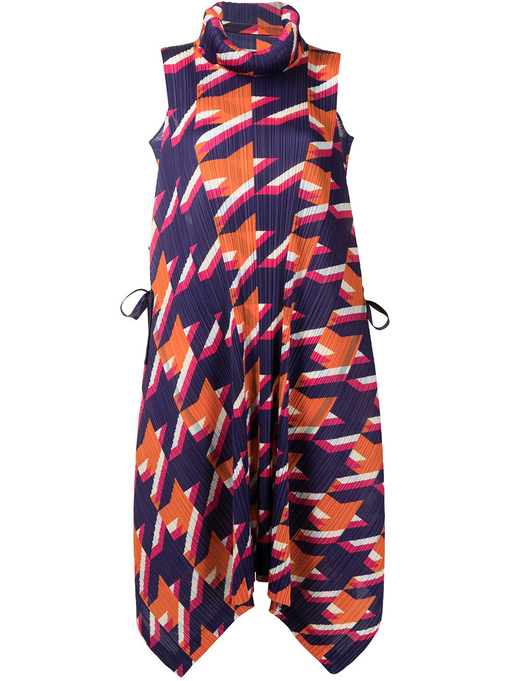Picture of Issey Miyake Pleats Please | Shooting Star Plissé Dress