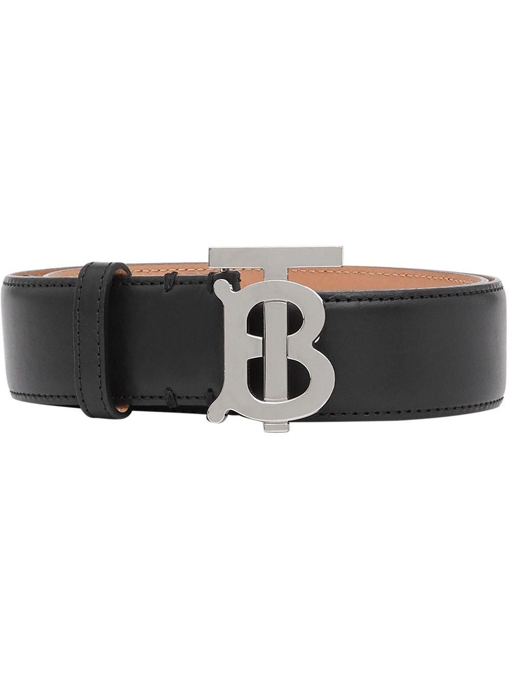 Picture of Burberry | Monogram Motif Belt