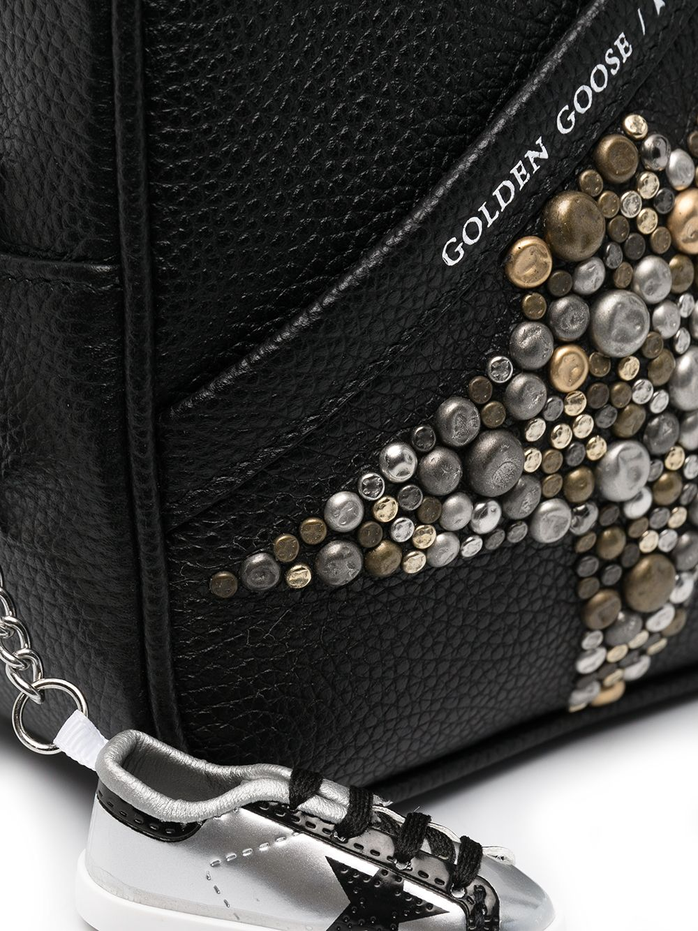 Picture of Golden Goose Deluxe Brand | Studded Star Bag