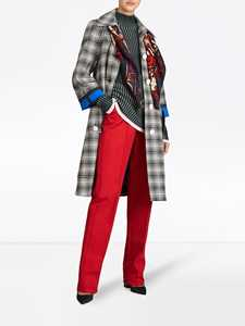 Picture of Burberry | B Grds Txt Sk Sq
