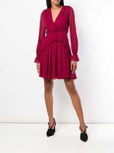 Picture of Giambattista Valli   Midi Dress With V Neck