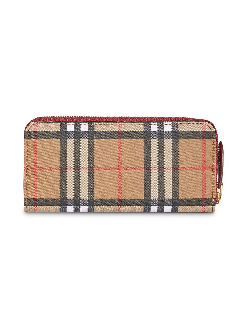 Picture of Burberry | Zip Around Wallet