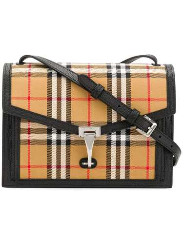 Picture of Burberry | Check Crossbody Bag
