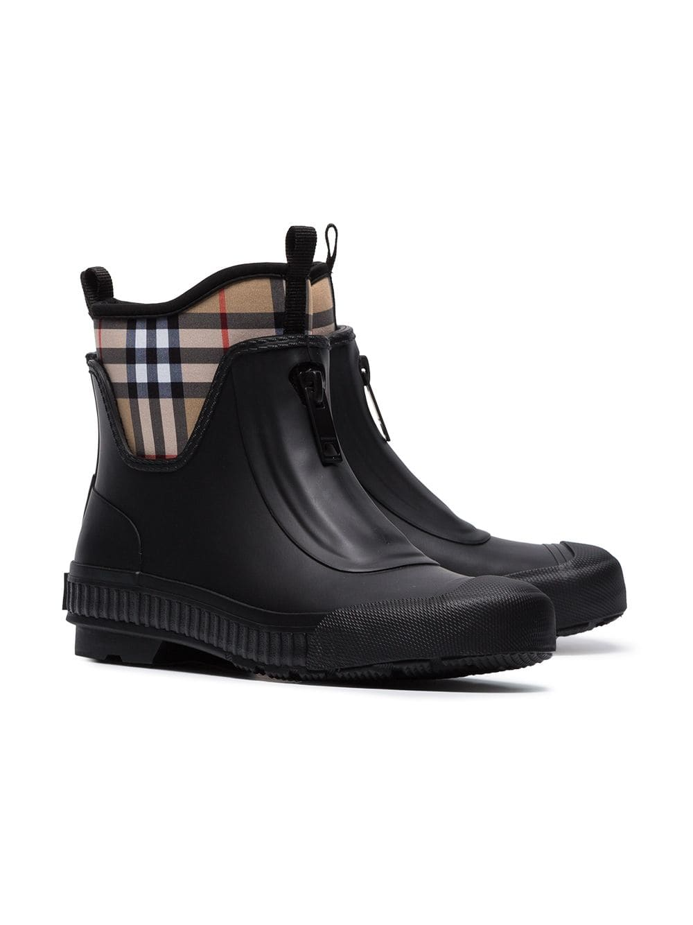 Picture of Burberry | Vintage Check Rain Boots