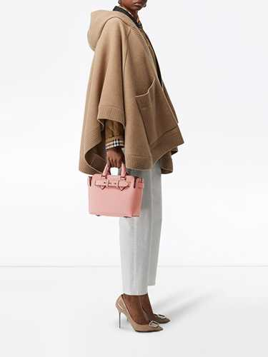 Picture of Burberry | The Mini Leather Belt Bag