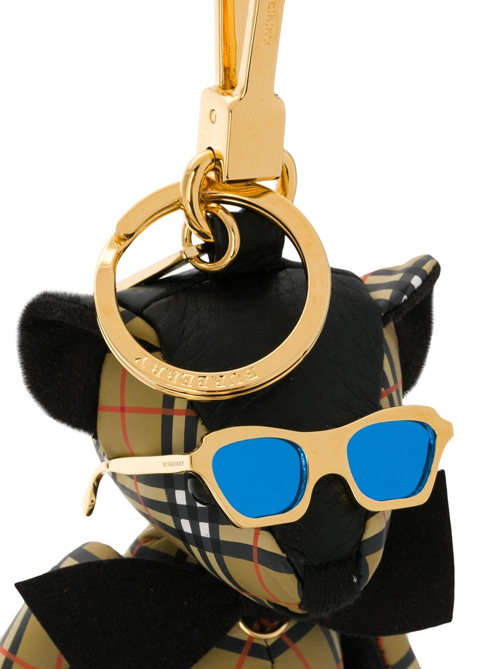 Picture of Burberry | Thomas The Bear Charm