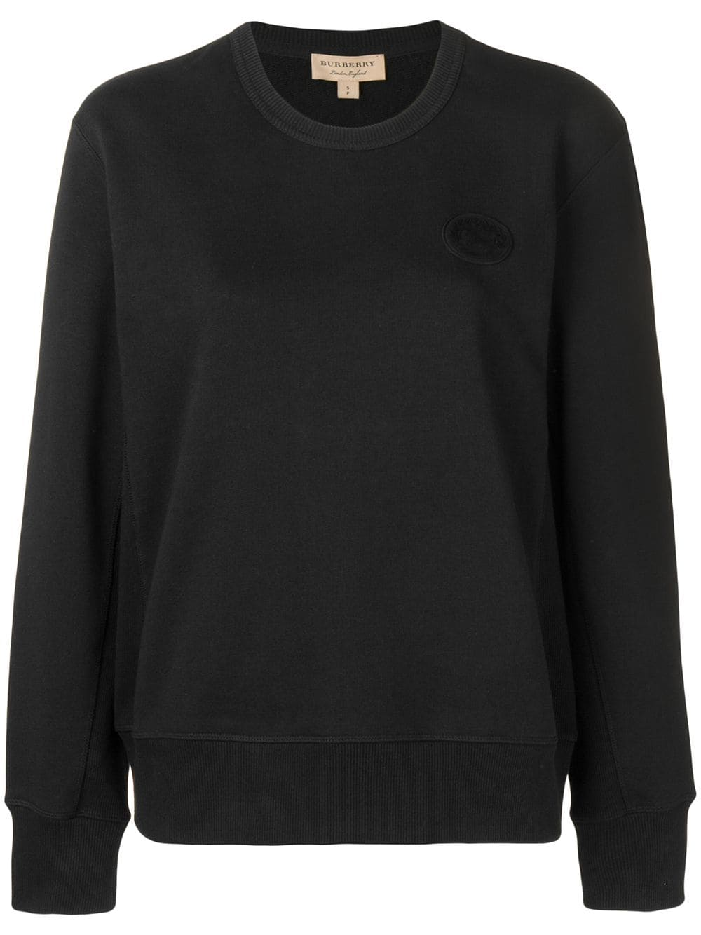 Picture of Burberry   Detail Cotton Sweatshirt
