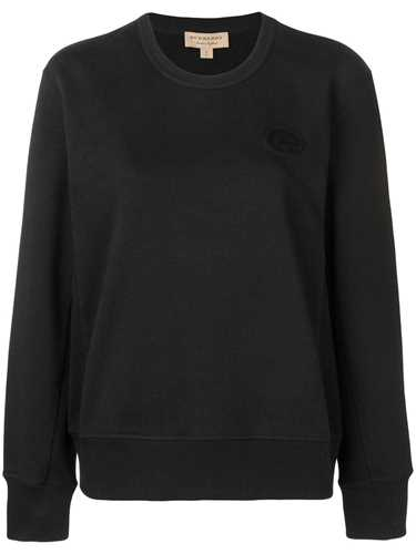 Picture of Burberry | Detail Cotton Sweatshirt