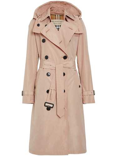Picture of Burberry | Taffeta Trench Coat