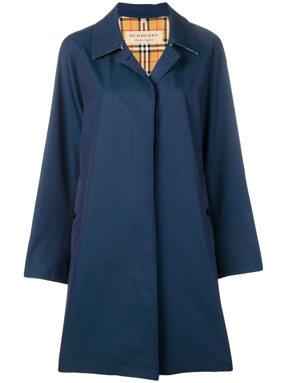 Picture of Burberry | The Camden Car Coat