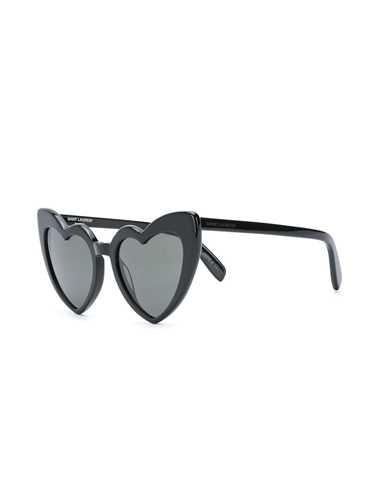 Picture of Saint Laurent   Loulou Heart Sunglasses