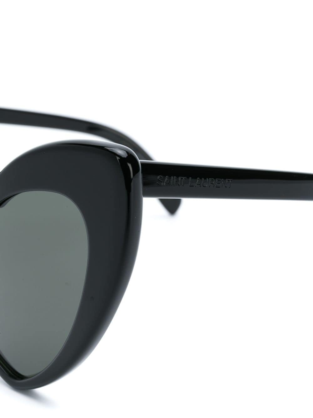 Picture of Saint Laurent | Loulou Heart Sunglasses
