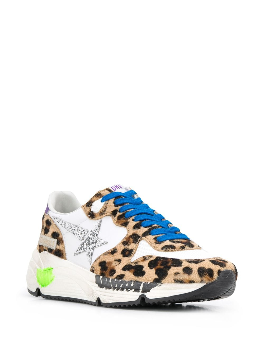 Picture of Golden Goose Deluxe Brand | Running Sole