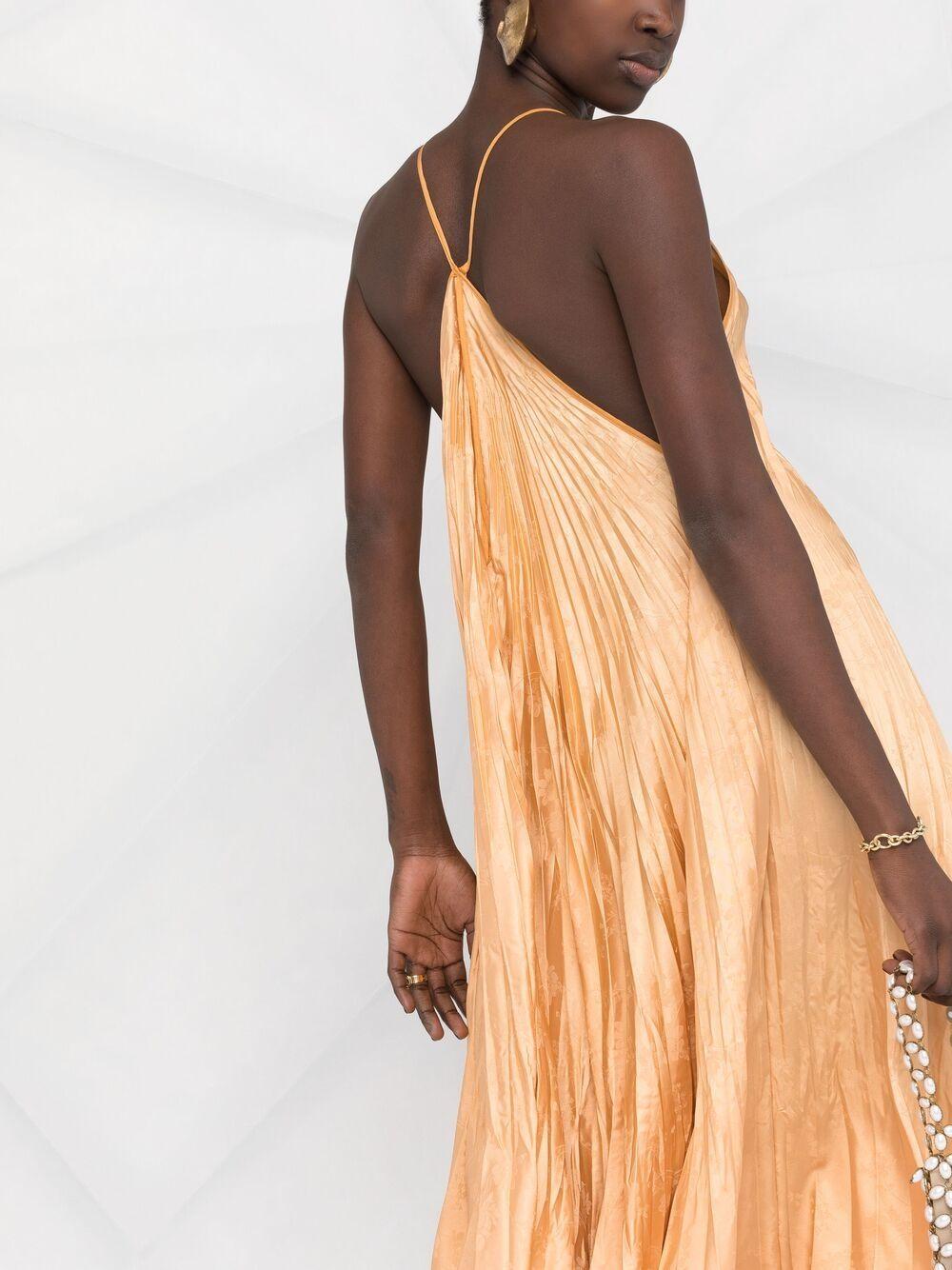 Picture of Forte_Forte | Plissé Gown