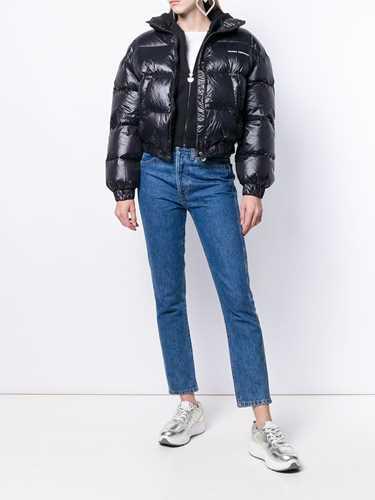 Picture of Chiara Ferragni | Cropped Puffer Jacket