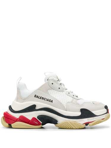 Picture of Balenciaga | Triple S Low-Top Sneakers