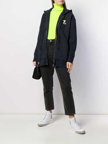 Picture of Maison Kitsune` | Zip-Up Logo Hooded Jacket