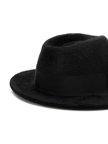 Picture of Saint Laurent | Classic Trilby Hat