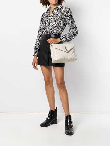 Picture of Saint Laurent | Loulou M Shoulder Bag