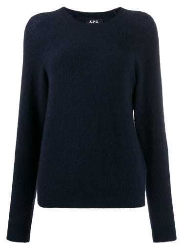 Picture of A.P.C. | Crew Neck Jumper
