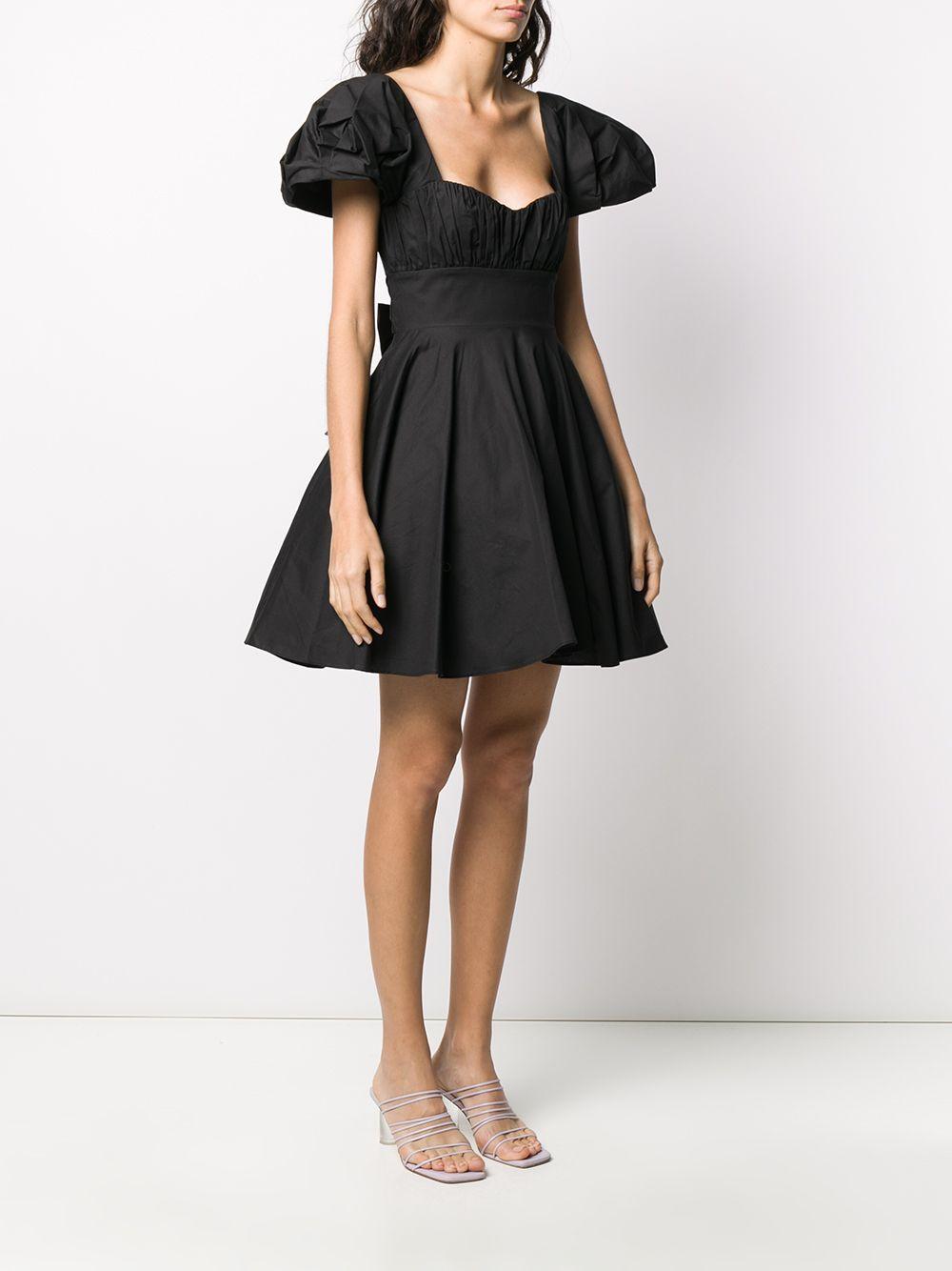 Picture of De La Vali | Fit-And-Flare Party Dress