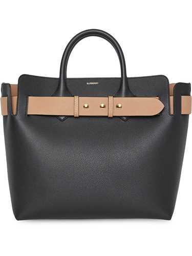 Picture of Burberry | The Medium Leather Triple Stud Belt Bag