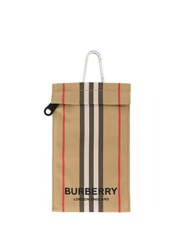 Picture of Burberry | Check Pouch Wallet