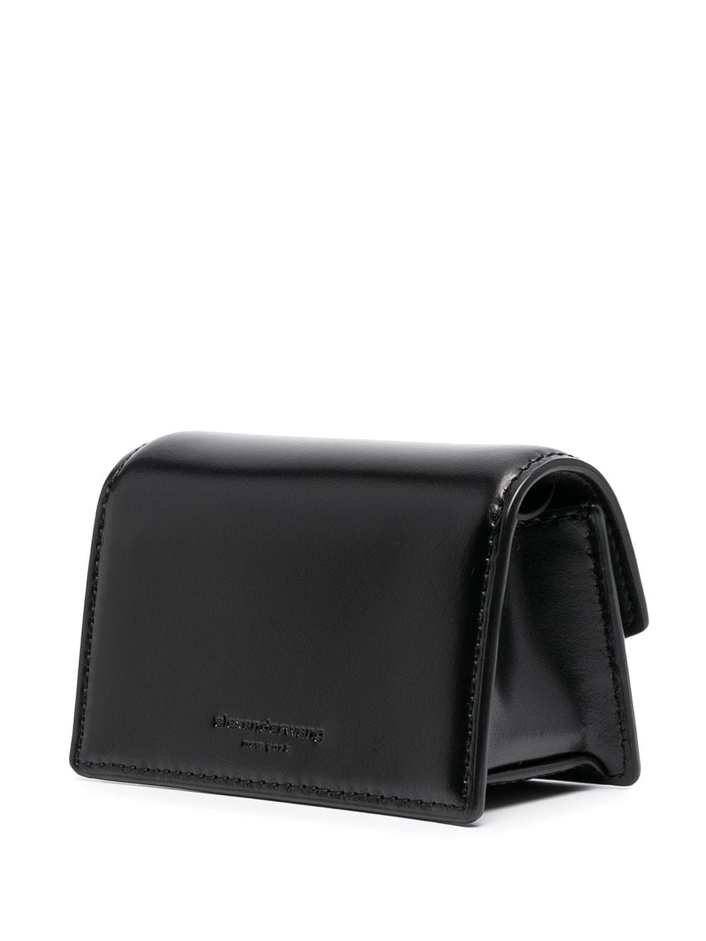 Picture of Alexander Wang | Logo Plaque Mini Bag