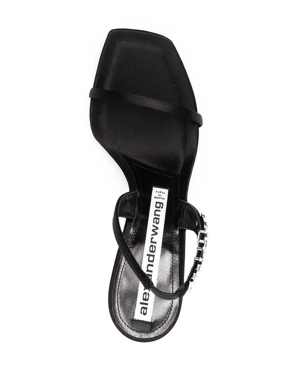 Picture of Alexander Wang | Ivy Satin Sandals