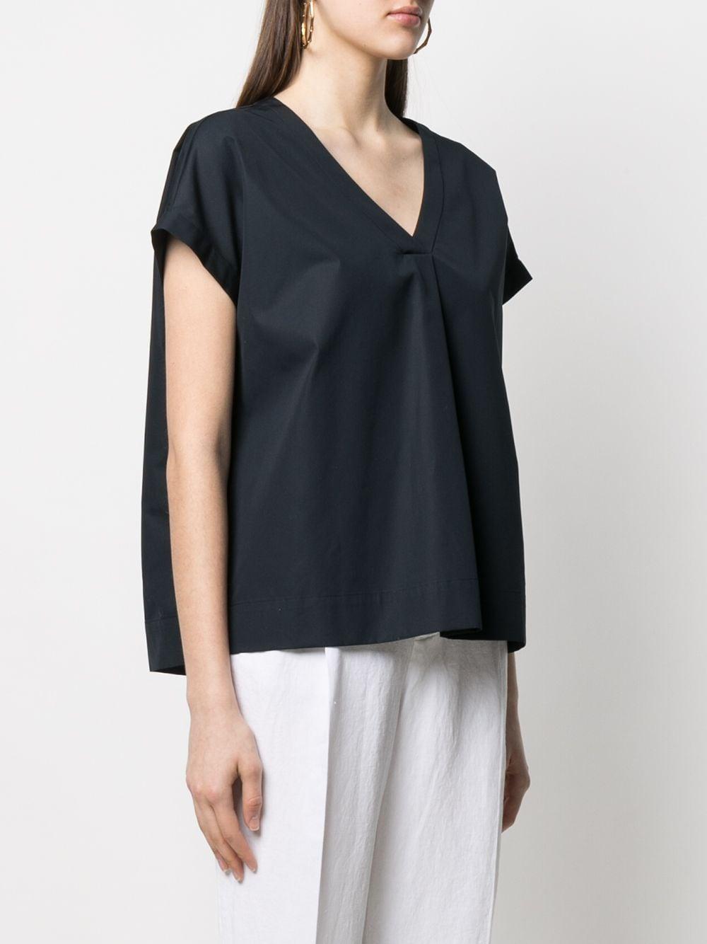 Picture of Aspesi | V-Neck Cotton T-Shirt