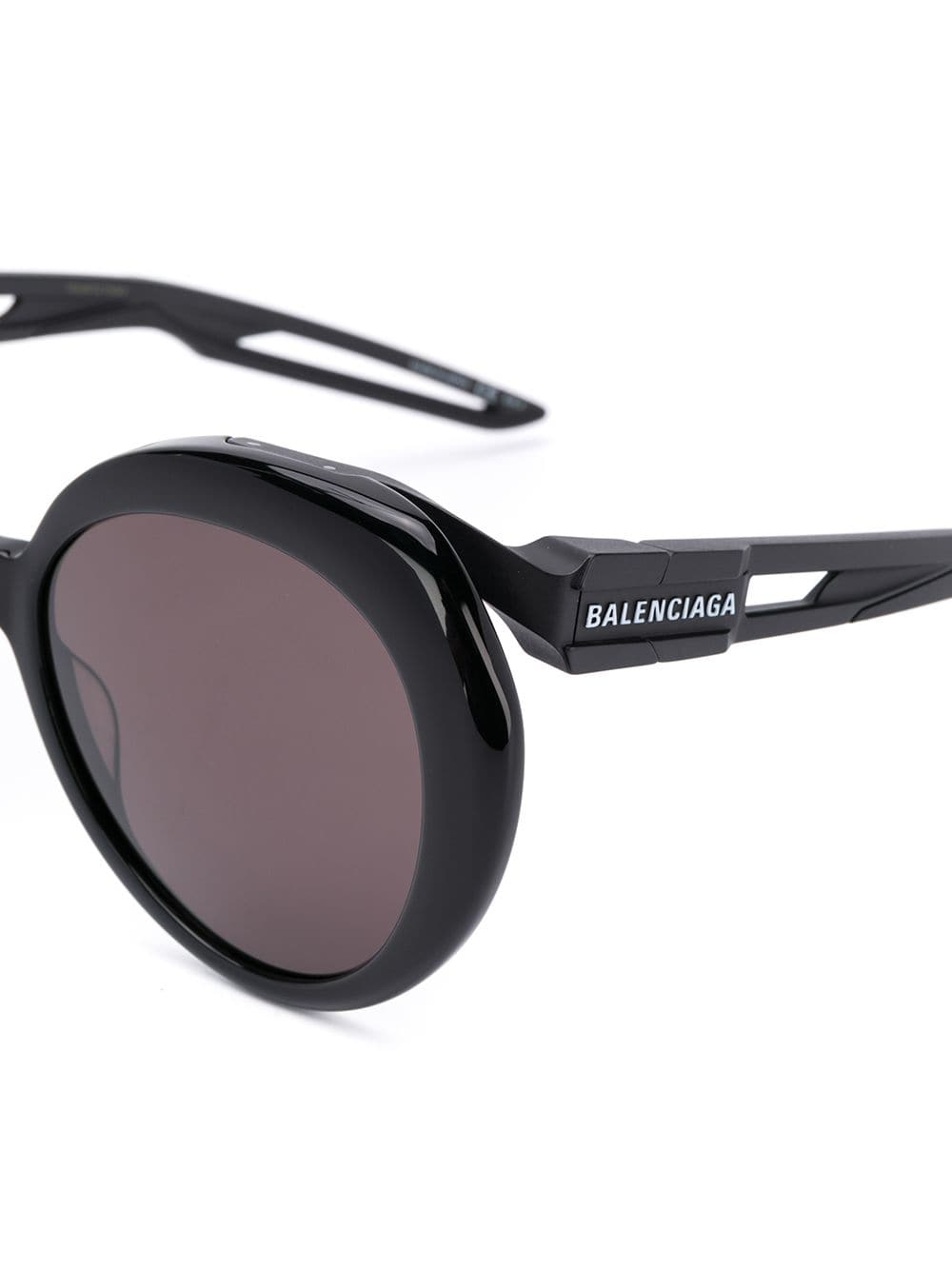Picture of Balenciaga | Round Frame Sunglasses