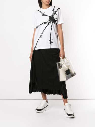 Picture of Junya Watanabe | Barb Wire Print T-Shirt