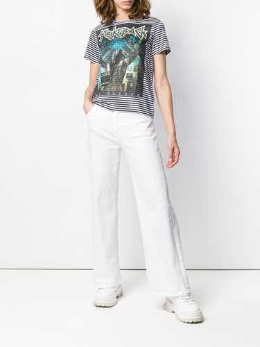 Picture of Junya Watanabe | Strikeback Striped T-Shirt