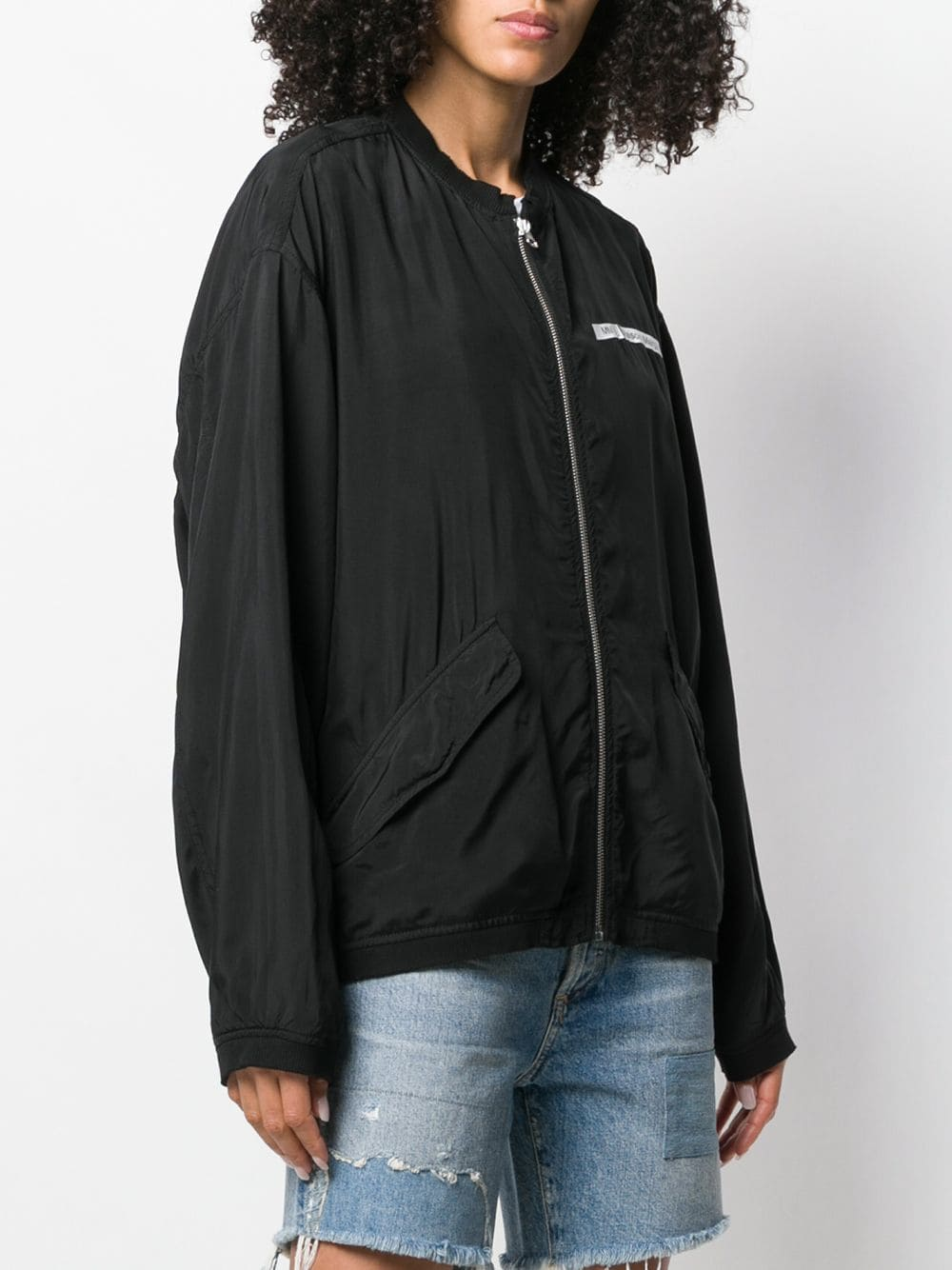 Picture of Mm6 | Slouchy Bomber Jacket