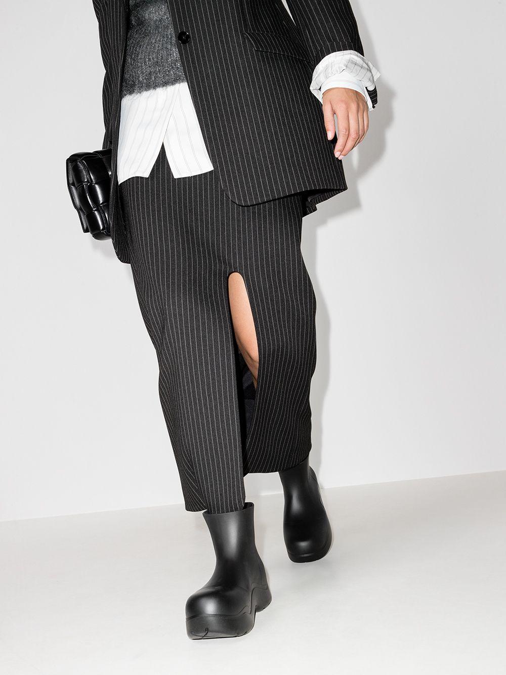 Picture of Bottega Veneta | Puddle Ankle Boots