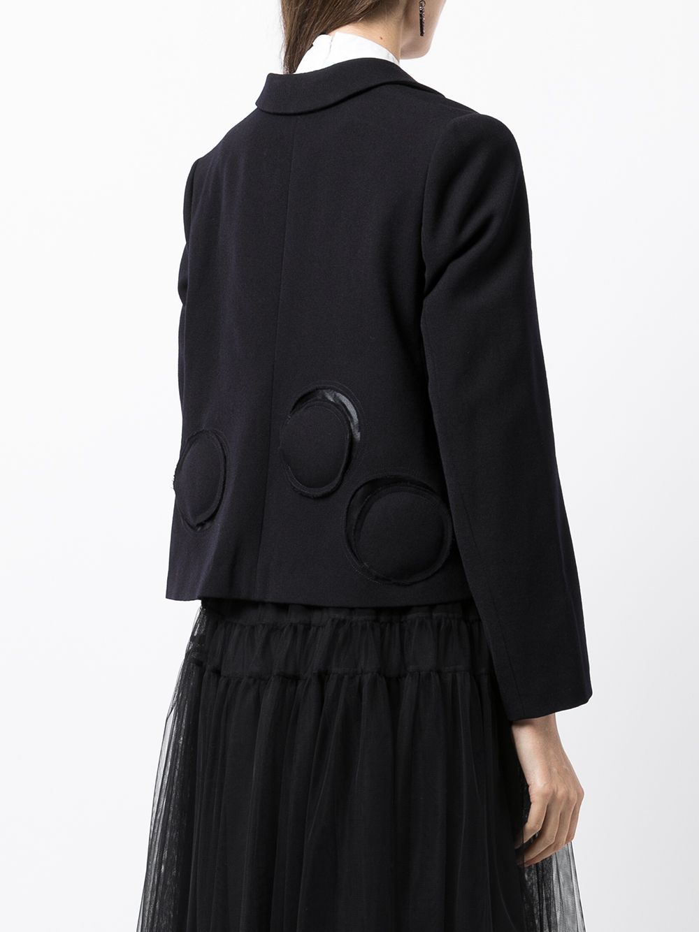 Picture of Comme Comme | Cropped Jacket