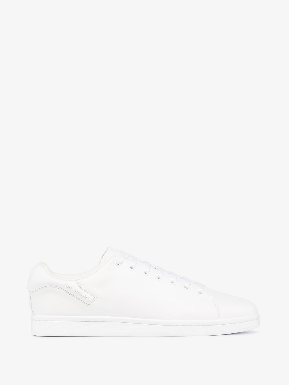 Picture of Raf Simons   Orion Logo Low-Top Sneakers