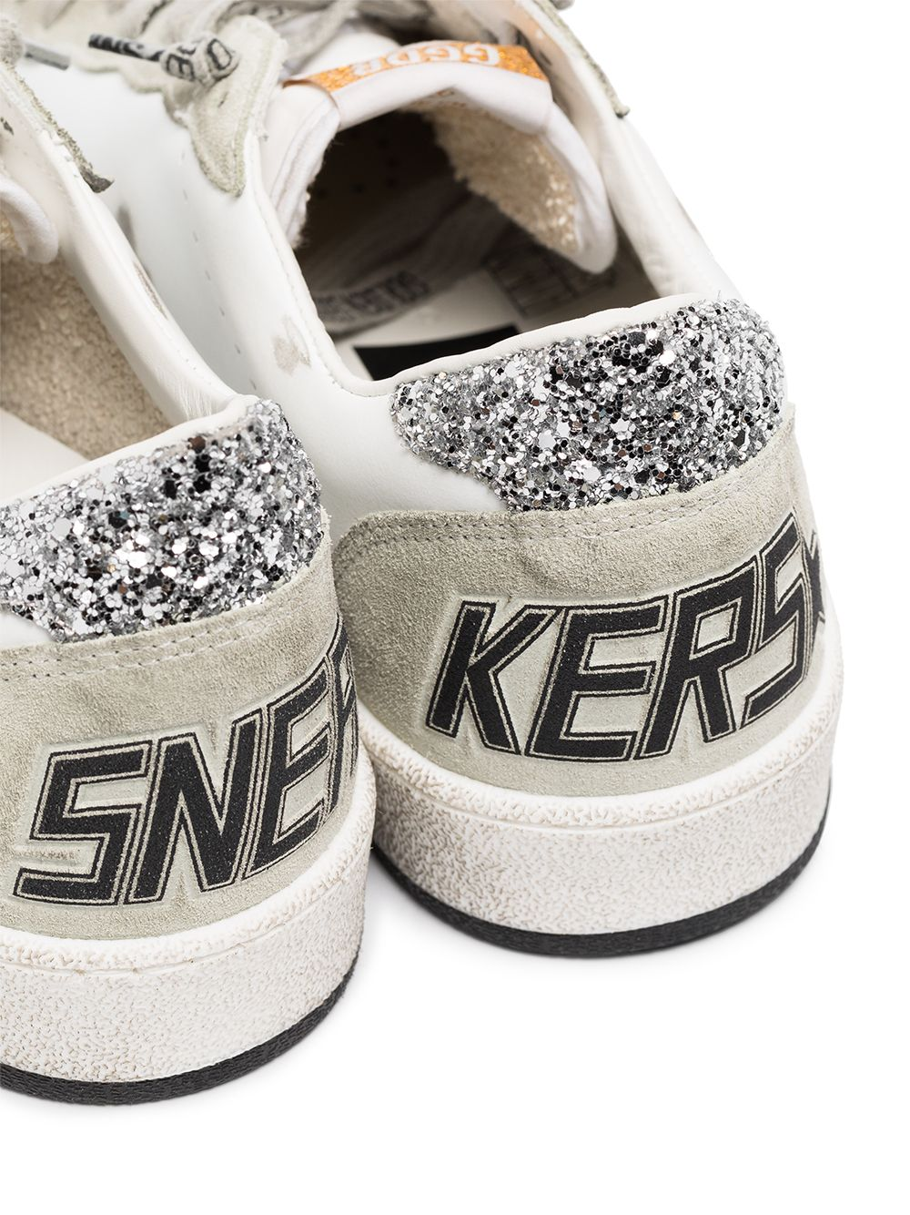 Picture of Golden Goose Deluxe Brand   Ball Star Low-Top Sneakers
