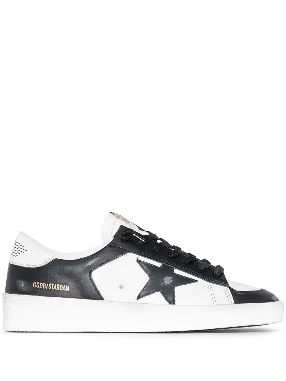 Picture of Golden Goose Deluxe Brand   Stardan Low Top Sneakers