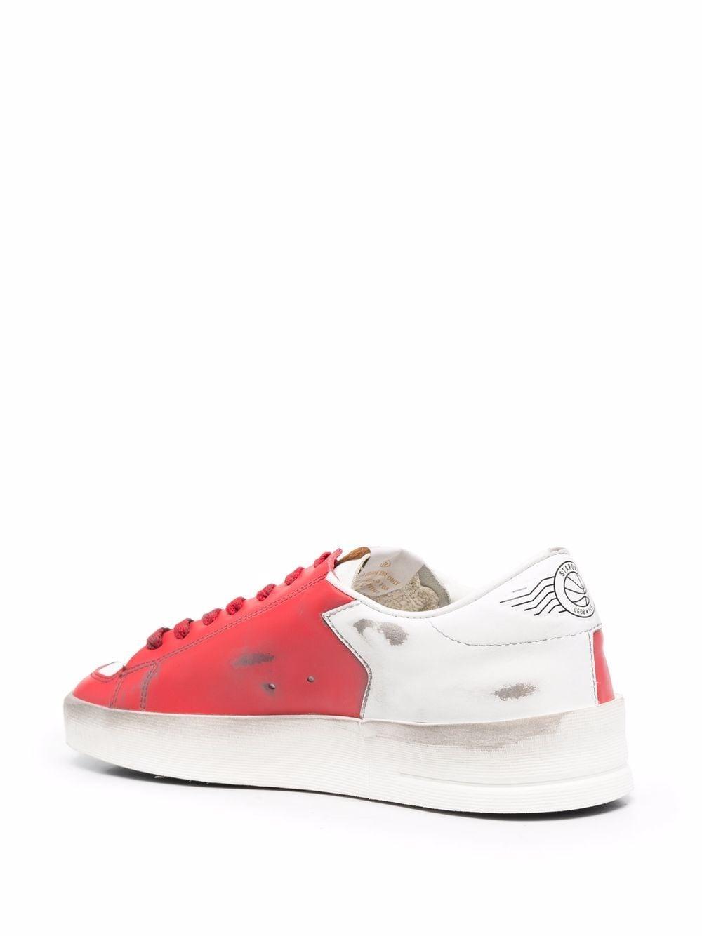 Picture of Golden Goose Deluxe Brand | Stardan Low Top Sneakers