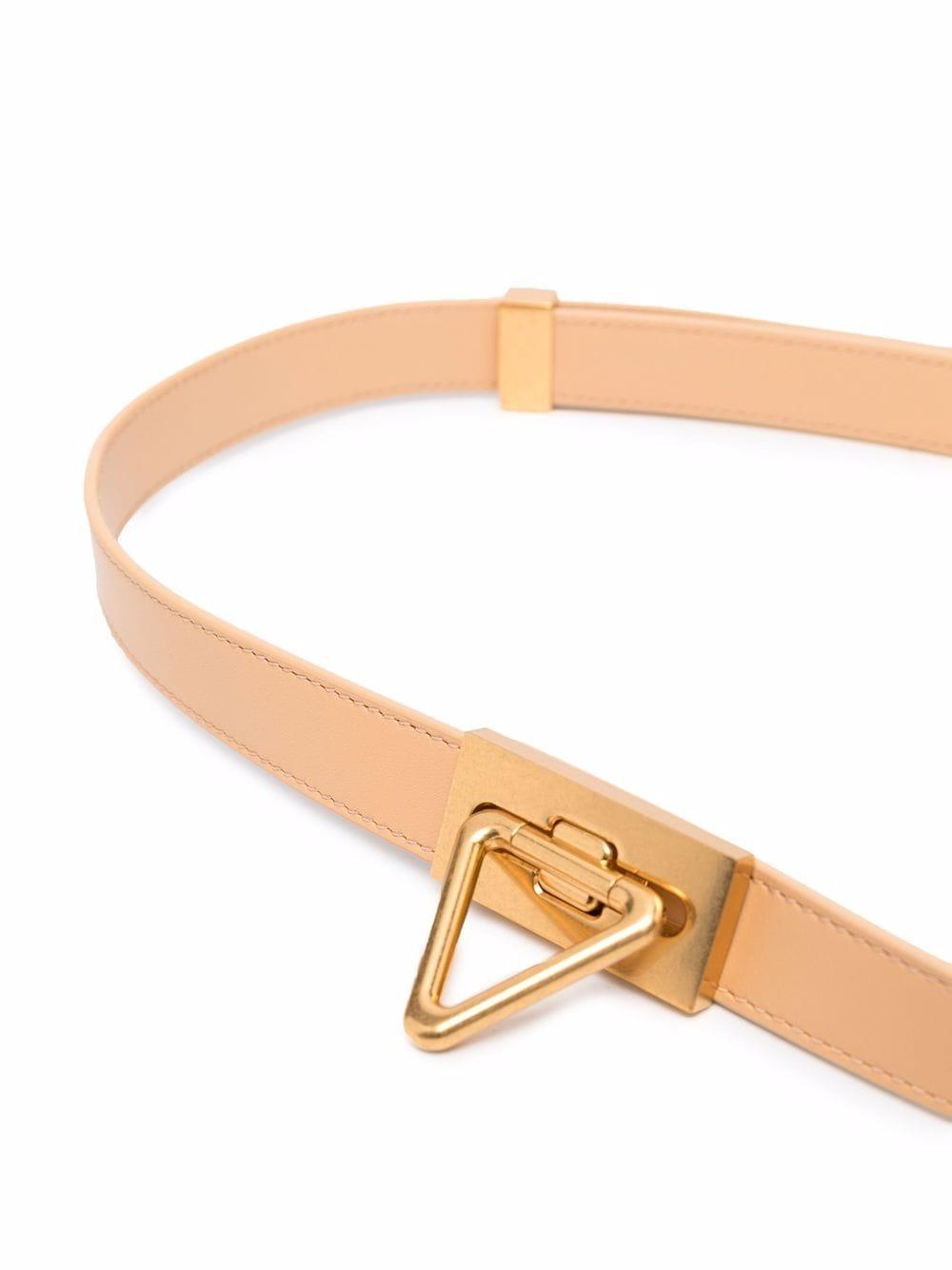 Picture of Bottega Veneta   Triangle Buckle Belt