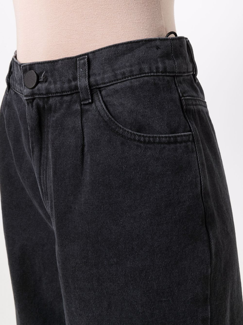 Picture of Forte_Forte | Straight-Leg Jeans