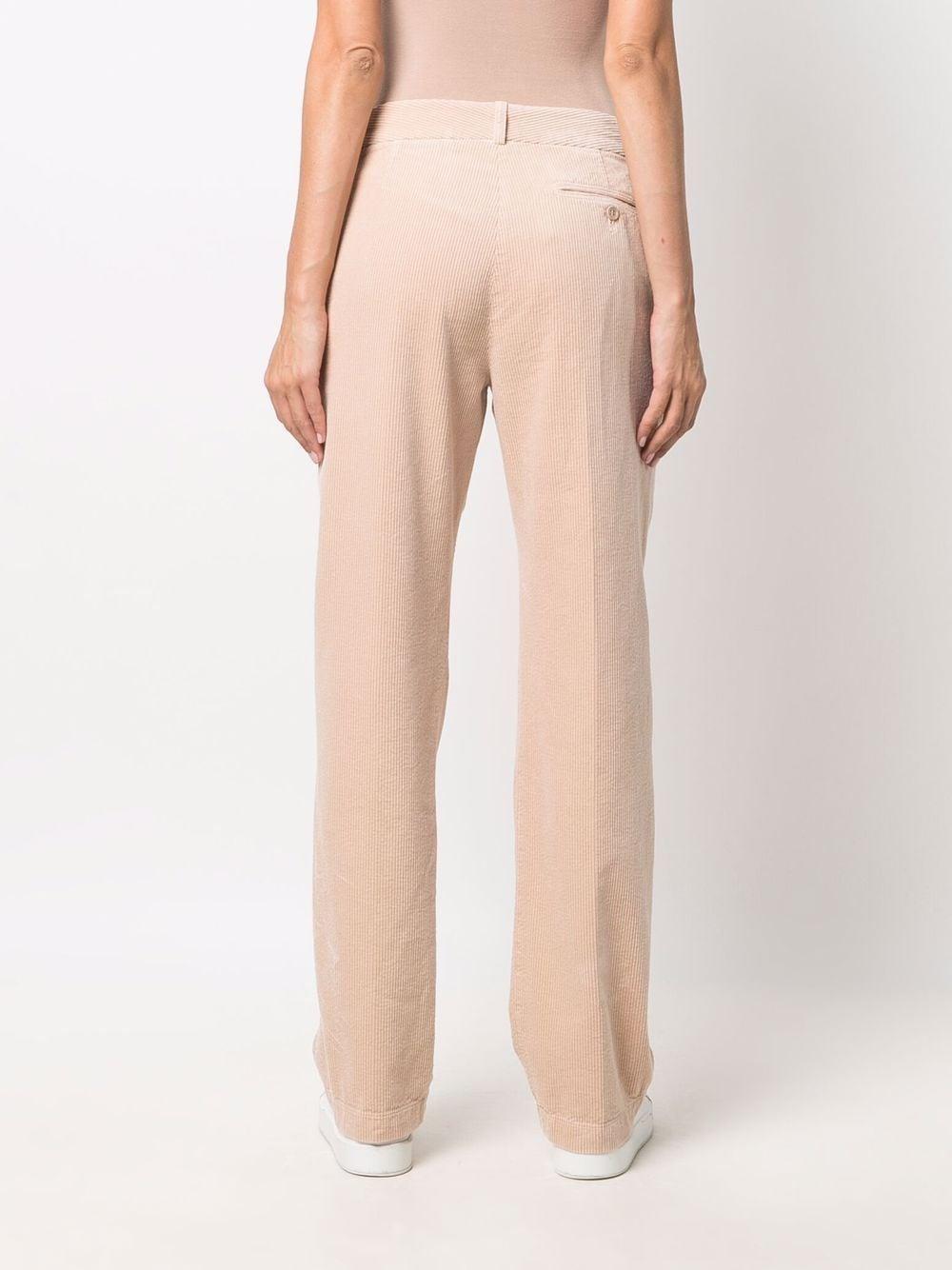 Picture of Aspesi | Corduroy Straight-Leg Trousers