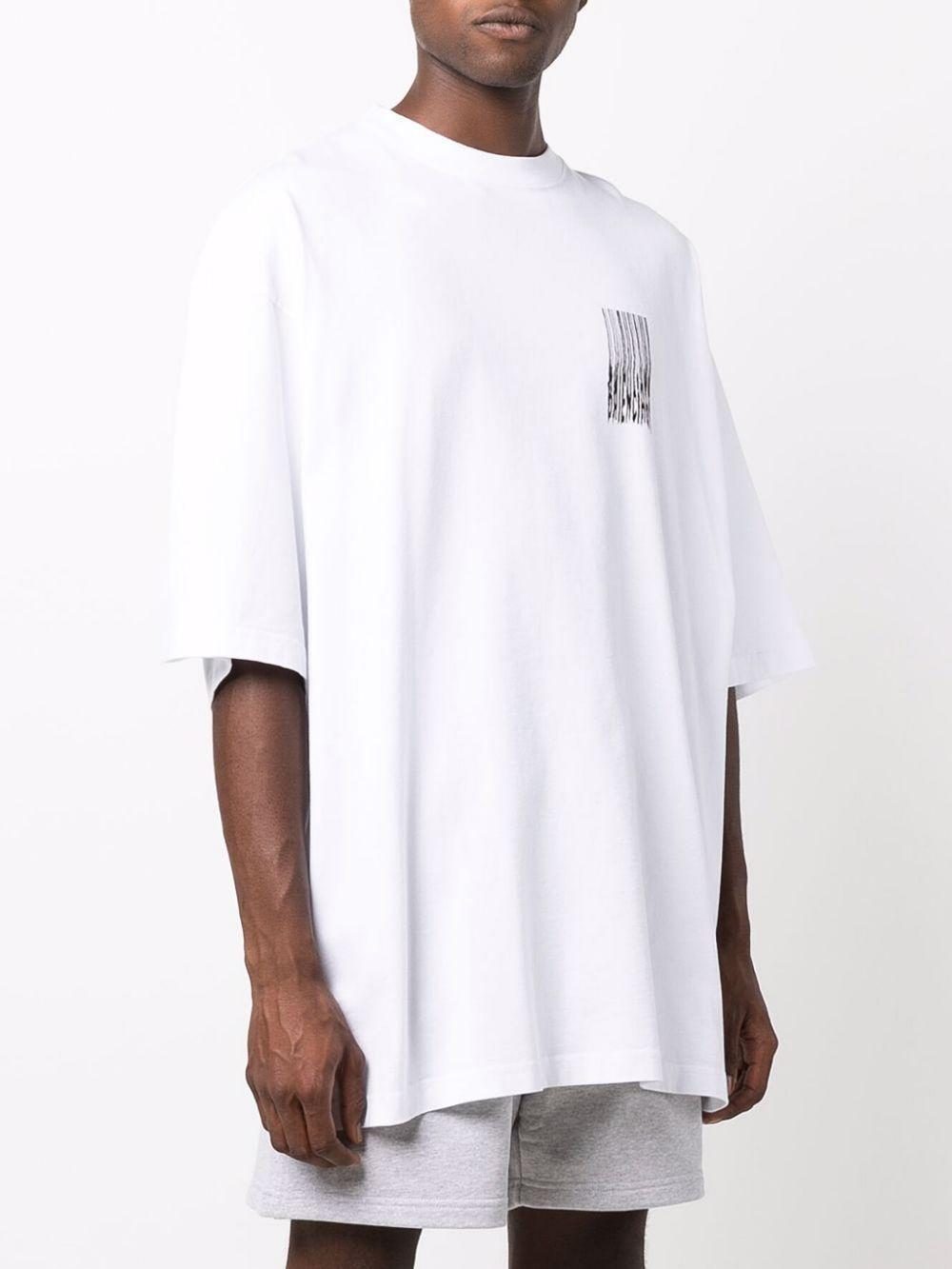 Picture of Balenciaga   Logo-Print Short-Sleeve T-Shirt