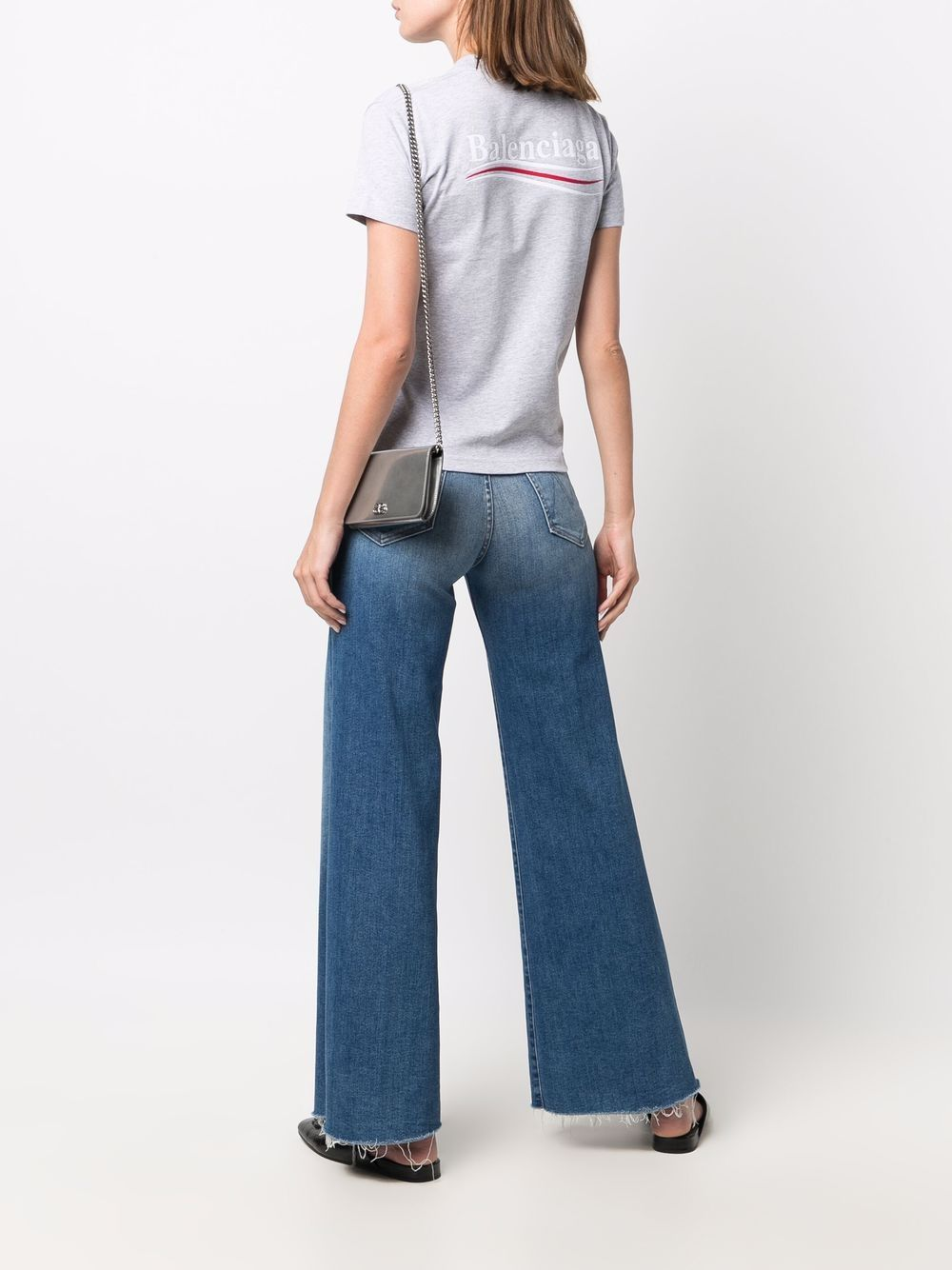 Picture of Balenciaga   Small Fit T-Shirt