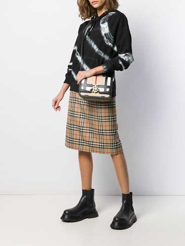 Picture of Burberry | Vintage Check Tb Shoulder Bag