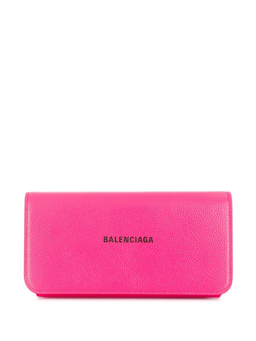 Picture of Balenciaga | Logo Print Wallet