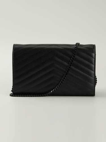 Picture of Saint Laurent | Monogram Shoulder Bag