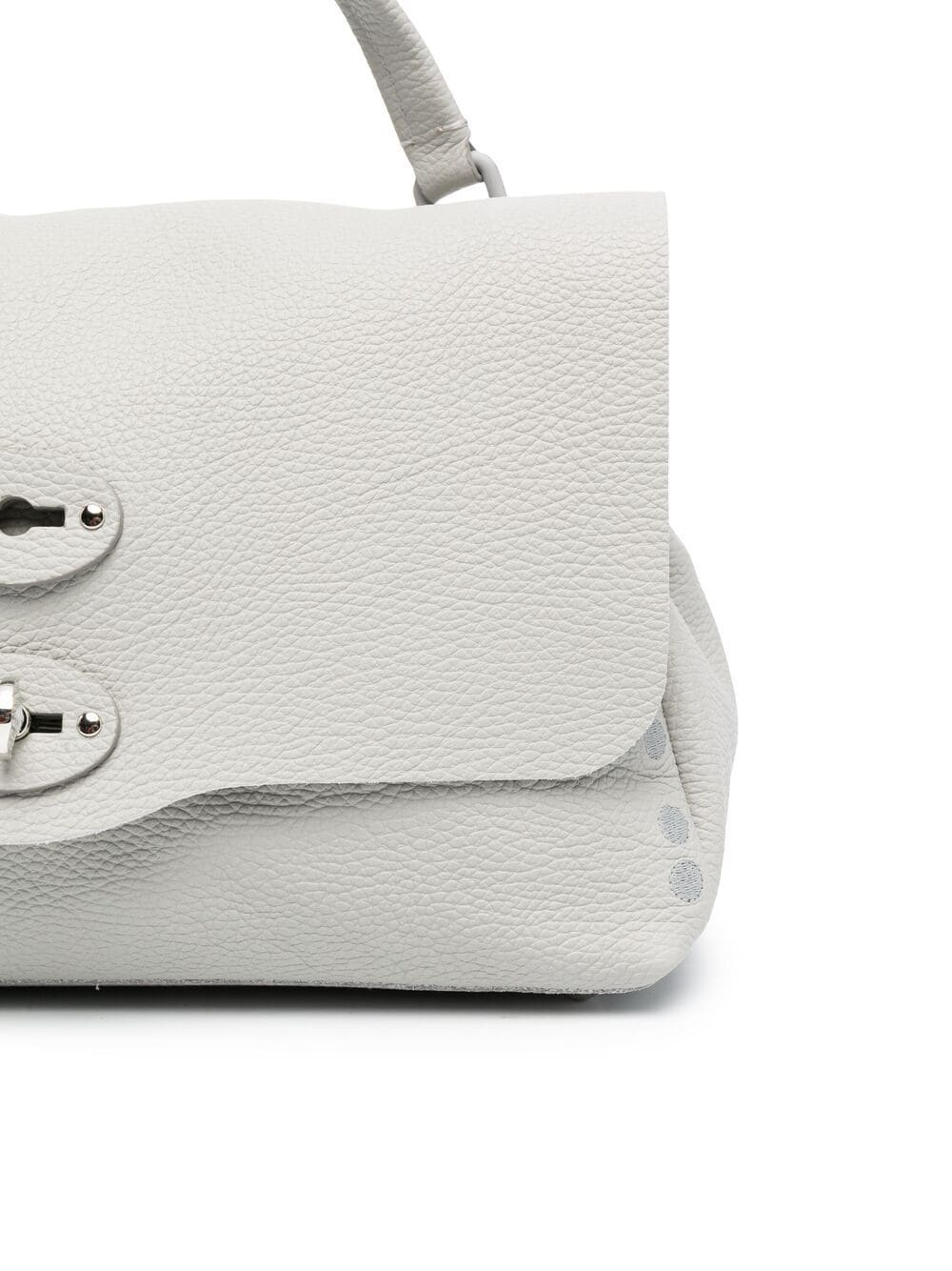 Picture of Zanellato | Grained-Leather Postina S Bag