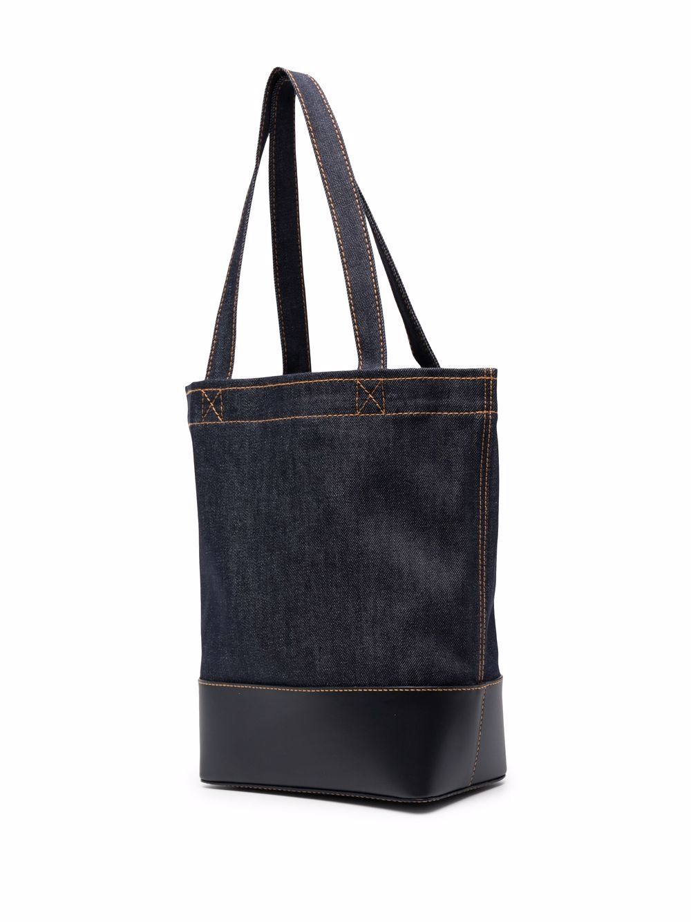 Picture of A.P.C.   Logo-Print Tote Bag